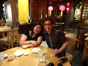 Early dinner @ Dian Xiao Er