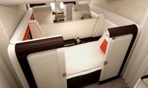 Garuda First Class 11