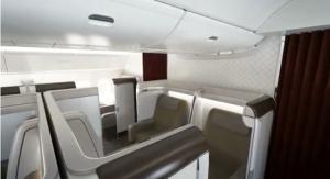 Garuda First Class 2