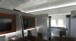 Garuda First Class 4