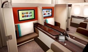 Garuda First Class 6