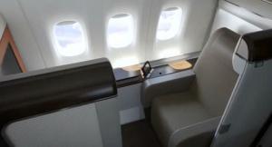 Garuda First Class 9