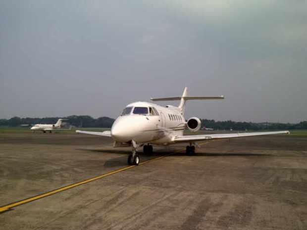 Leaving for Jakarta