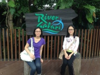 Finally arrived at River Safari